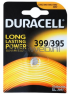 Duracell Silver Oxide 399/395