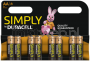 Duracell AA Simply Power