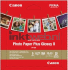 Canon PP-201 13 x 13 cm Photo Paper Plus wit