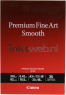 Canon Fine Art Smooth fotopapier A3+ wit