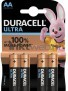 Duracell Ultra Power AA 4pack