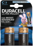 Duracell Ultra Power C 2pack