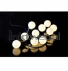 Benson LED Partyverlichting 7.5mtr. Warm Wit (Waterproof)