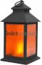 Benson LED Lantaarn Flame Effect. 28x10x10cm product only