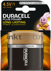 Duracell 4,5V Plus Power MN1203