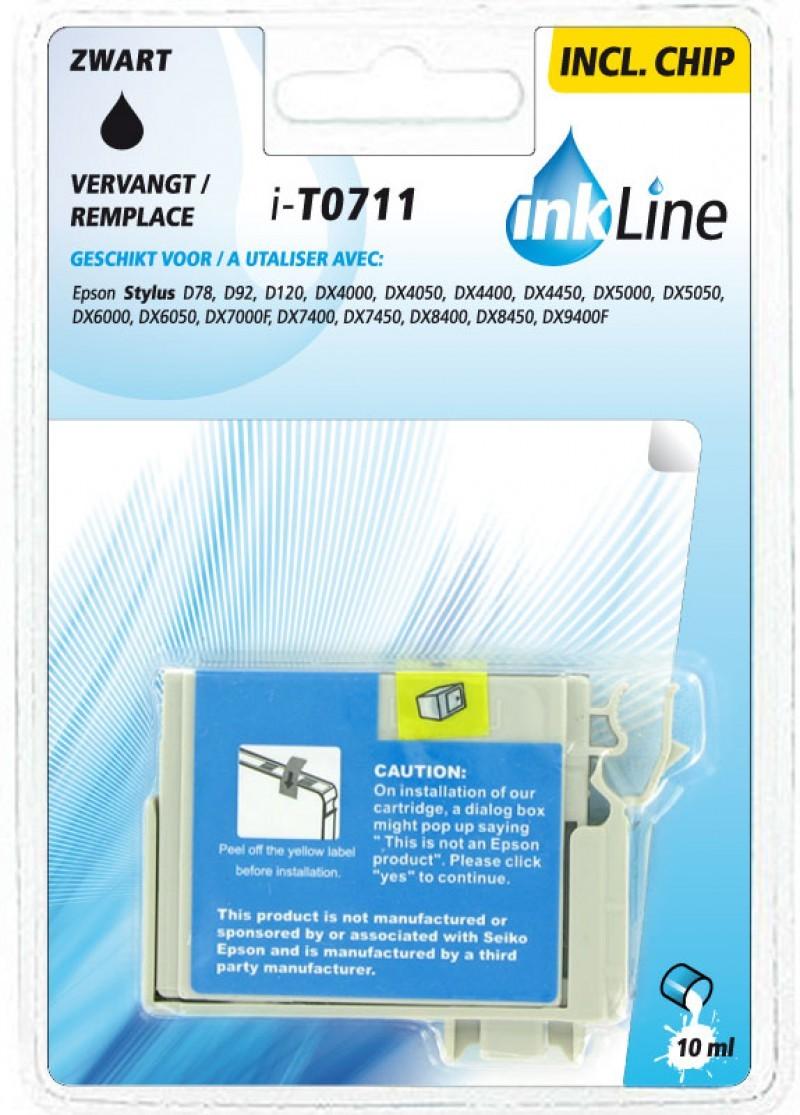 inktcartridges resetten
