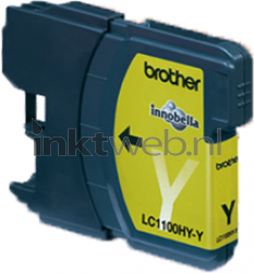 Brother LC-1100HY geel LC1100HYY